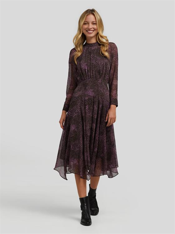 Image sur Snake Print Carlotta Dress