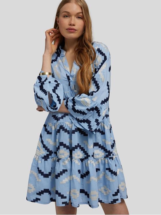 Image sur Robe tunique brodée