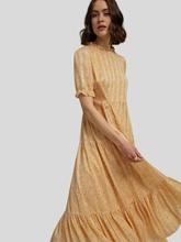Image sur Robe d'été imprimé floral EMERALD