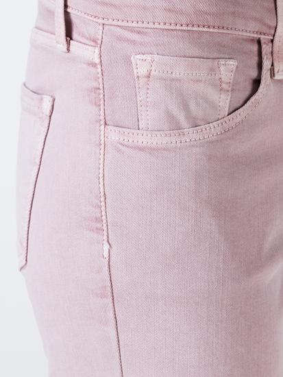 Bild von Skinny Jeans mit offenem Saum VINCA DESTRUCT
