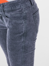 Image sur Jeans slim fit en velours