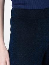 Image sur Pantalon jersey avec lurex