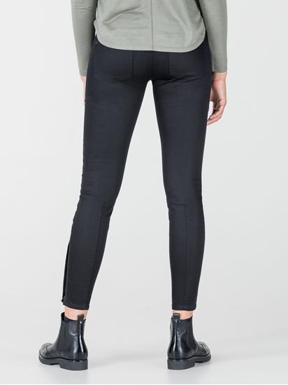 Bild von Skinny Jeans mit Reissverschlüssen am Saum