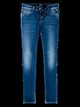 Bild von Skinny Jeans mit Reissverschlüssen LUZ