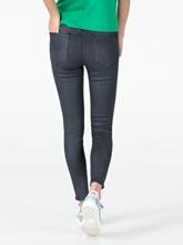 Bild von Skinny Jeans mit Beschichtung
