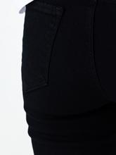 Bild von Skinny Jeans mit offenem Saum ALANA