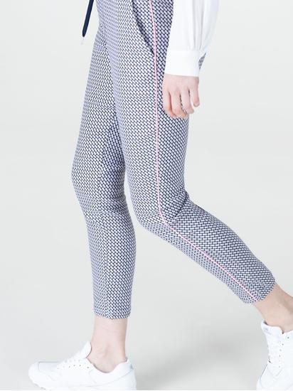 Image sur Pantalon à micro-motif et lurex