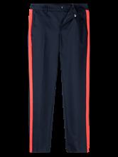 Image sur Pantalon business à rayures latérales