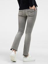 Bild von Skinny Jeans mit offenem Saum DOMINIQLI
