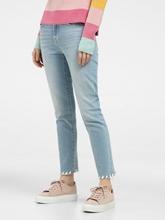 Bild von Jeans im Slim Fit mit Schnürung am Saum PYPER