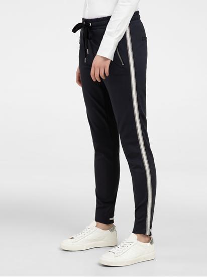Image sur Pantalon de jogging à rayures latérales