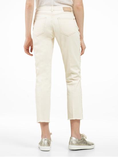 Bild von Jeans mit Fransen