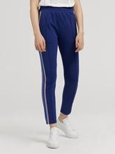 Bild von Sweatpants mit seitlichem Lurex Streifen