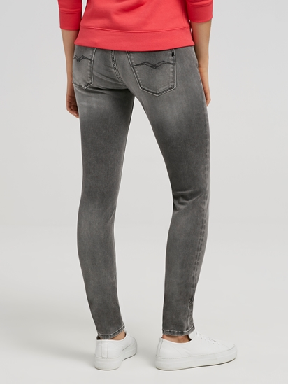 Image sur Denim coloré Skinny Fit