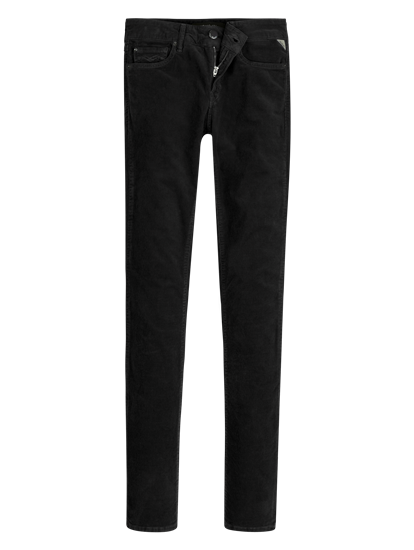 Image sur Pantalon velours côtelé Skinny Fit LUZ