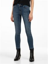 Bild von Jeans im Skinny Fit mit offenen Saum GEORGIA