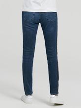 Bild von Jeans im Skinny Fit mit seitlichem Streifen MIDI