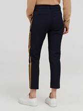 Image sur Pantalon avec rayures latérales