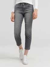 Image sur Denim coloré Straight Fit PASS