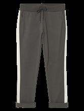 Bild von Loungewear-Hose mit seitlichen Streifen