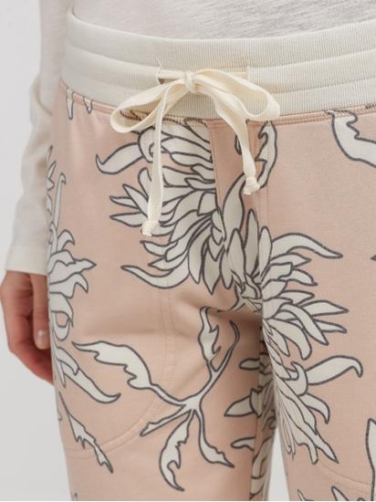 Image sur Pantalon décontracté imprimé floral