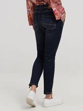 Image sur Skinny Jeans mit Nieten