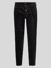 Bild von Skinny Jeans aus Samt