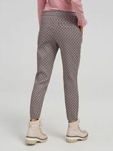 Image sur Pantalon casual motif jacquard