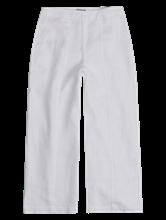Image sur Jupe-culotte en lin