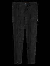Image sur Pantalon Slim Fit avec imprimé léopard