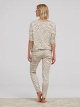 Bild von Loungewear-Hose mit Animal-Print