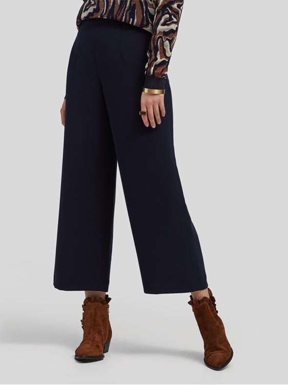 Image sur Wide Leg Crop Trouser