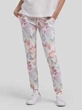 Image sur Pantalon sweat avec imprimé de papillons