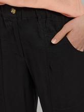 Image sur Pantalon en toile