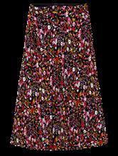 Bild von Jupe mit Blumen-Print