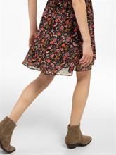 Bild von Jupe mit Blumen- Print und Volant
