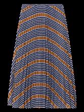 Bild von Jupe mit Plissee und Karo-Muster JULIETTE