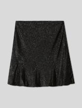 Image sur Mini-jupe avec pailettes CARLY