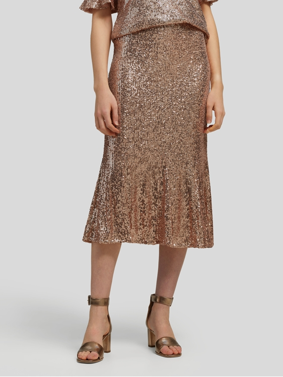 Image sur Sequin Midi Skirt
