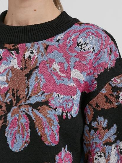 Bild von Pullover  mit Jaquard-Muster