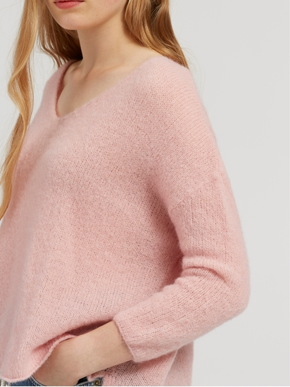 Image sur Pullover maille oversized VAPCLOUD