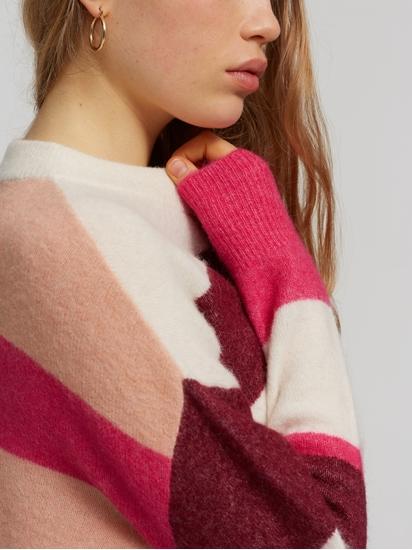 Image sur Pullover rayures en bloc