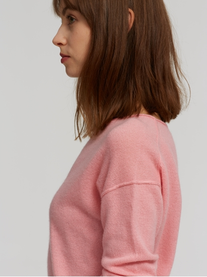 Image sur Pullover oversized cachemire