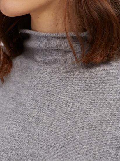 Bild von Rollkragen Pullover aus Merino Wolle