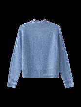 Bild von Strickpullover aus Merino-Wolle