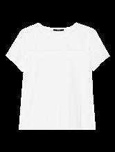 Bild von Shirt mit Spitze