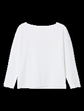 Bild von Sweatshirt mit Print auf dem Rücken