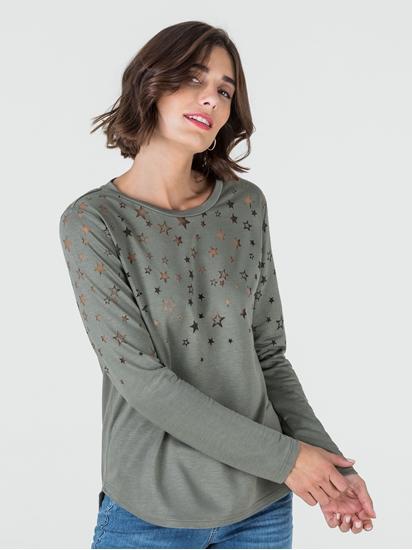 Bild von Shirt mit Sternen