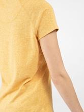 Image sur T-shirt moucheté