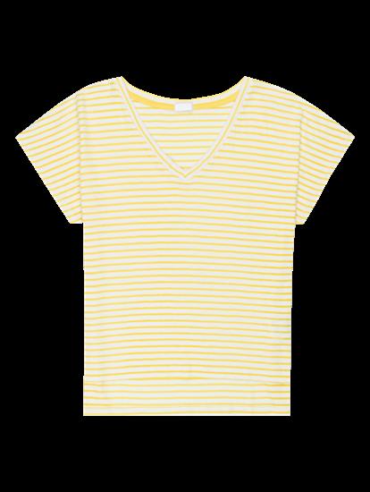 Bild von Oversized Shirt mit Streifen